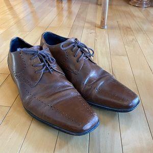 Details about  /Stacy Adams Men/'s Shoes Jonas Ornament Slip On Black 25206-001